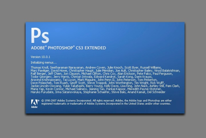 Step 03 - Open Photoshop