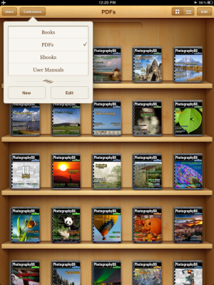 iBooks Layout