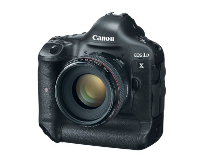 The Canon 1Dx