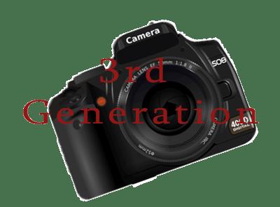 3rd Gen Cameras