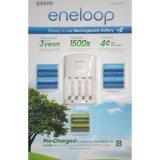 Eneloop Batteries from Sanyo