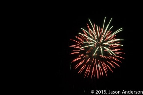 Fireworks photography shooting sample 4