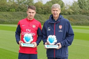 Barclays-Monthly-Awards-Ramsey-Wenger-2349564