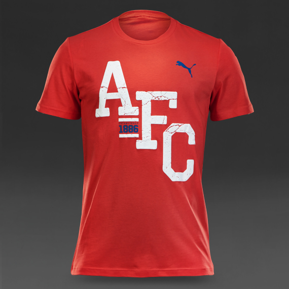 afc tee red