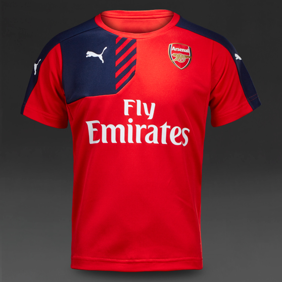 Arsenal Training Kit