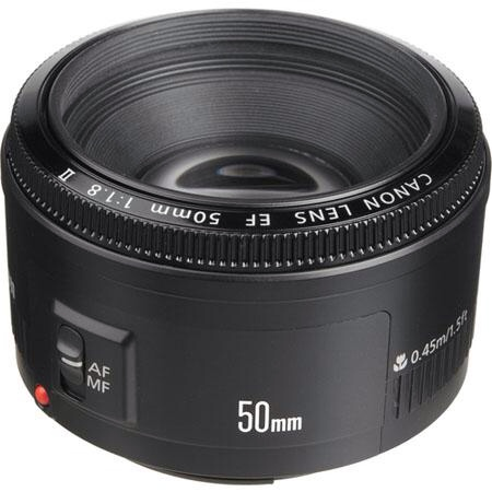 ef 50mm f/1.8
