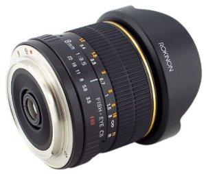 Rokinon 8mm f/3.5