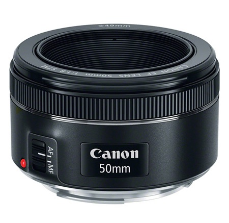 EF 50mm f/1.8 STM