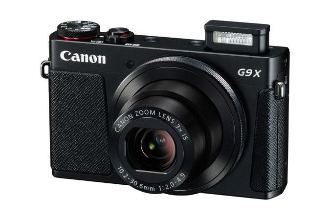 PowerShot G9 X Black 1 Xl
