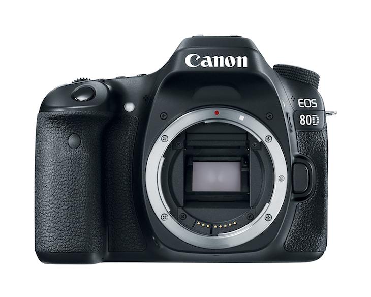 Eos80d Front Sensor