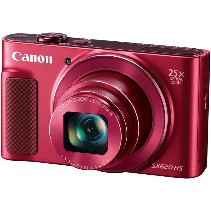 Powershot Sx620hs Red 3q HiRes