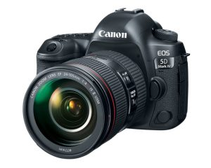 Canon EOS 5D Mark IV overview tutorial video