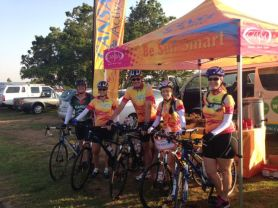 CANSA Active Cyclists