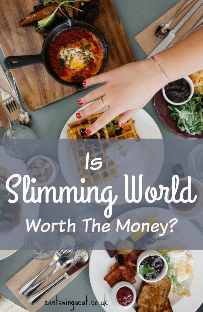 Can't Swing a Cat | Is Slimming World Worth the Money ...