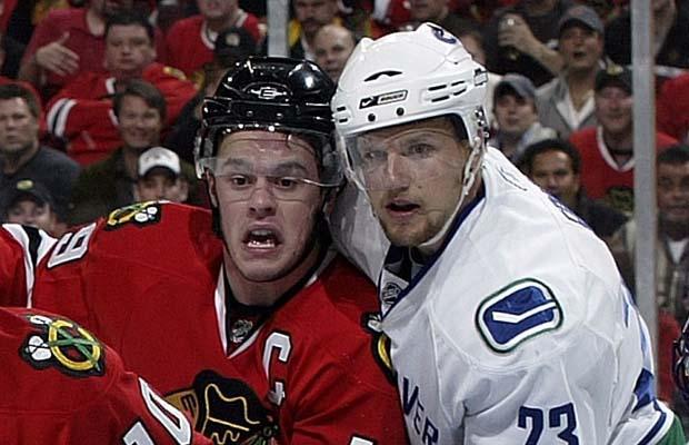 Alex Edler, Vancouver Canucks