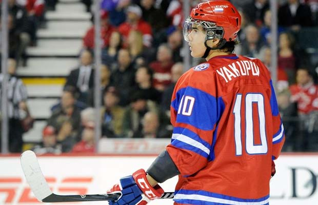 Nail Yakupov, 2012 NHL Entry Draft