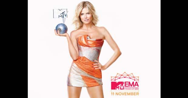 MTV EMA 2012 vincitori