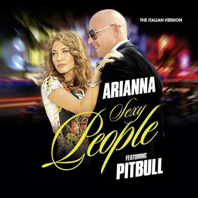 Arianna Pitbull Sexy People video