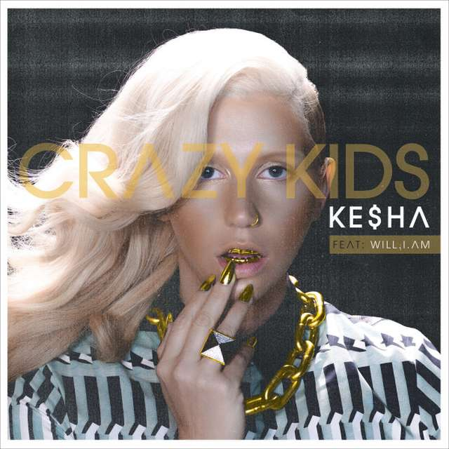 Kesha will.i.am Crazy Kids ascolta