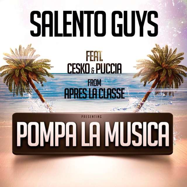 Salento Guys Pompa la musica video
