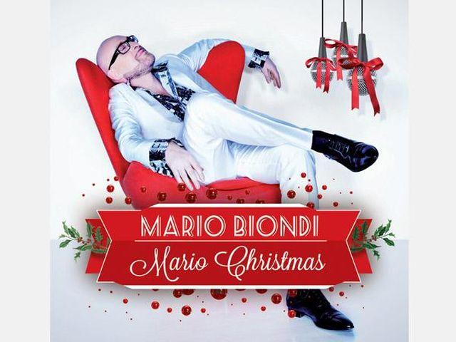 Mario Biondi Christmas nuovo album