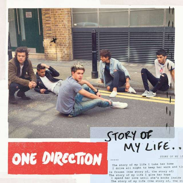 One Direction Story Of My Life nuovo singolo