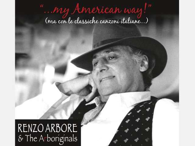 Renzo Arbore My American Way nuovo album