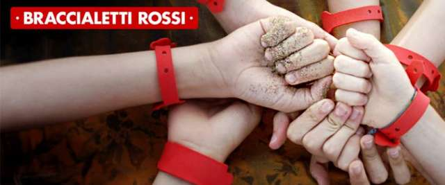 Braccialetti Rossi video Niccolo' Agliardi