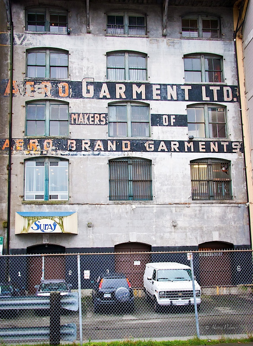 Aero Garment, Vancouver