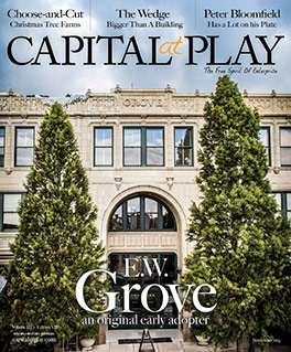 Capital at Play November 2013 Edition Cover