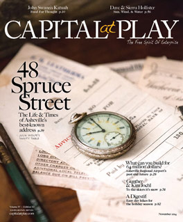 Capital at Play November 2014 Cover