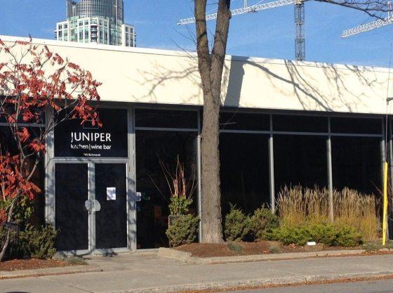 Juniper closes