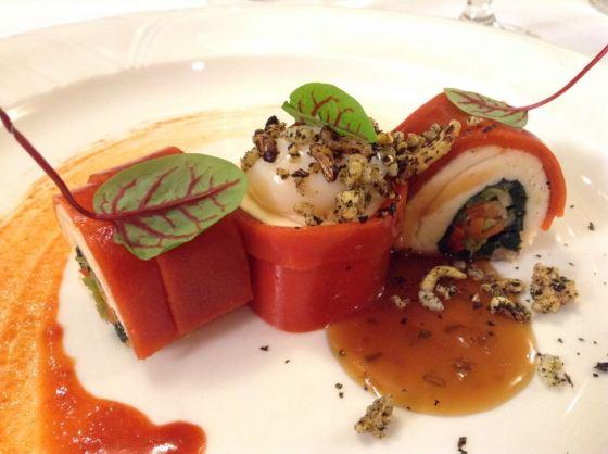 Canadian Culinary Championship Podium Plates