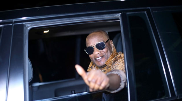 Olomide was scheduled to perform at the annual agricultural trade show in Lusaka this week/FILE