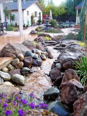 Custom landscape design capital landscape sacramento for Landscaping rocks sacramento