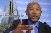 South Africa's Rand Gains Offer South Africa's Kganyago 'Cushion' on Rates