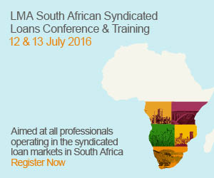 LOAN MARKET ASSOCIATION SOUTH AFRICA CONFERENCE
