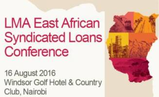 LOAN MARKET ASSOCIATION EAST AFRICA CONFERENCE