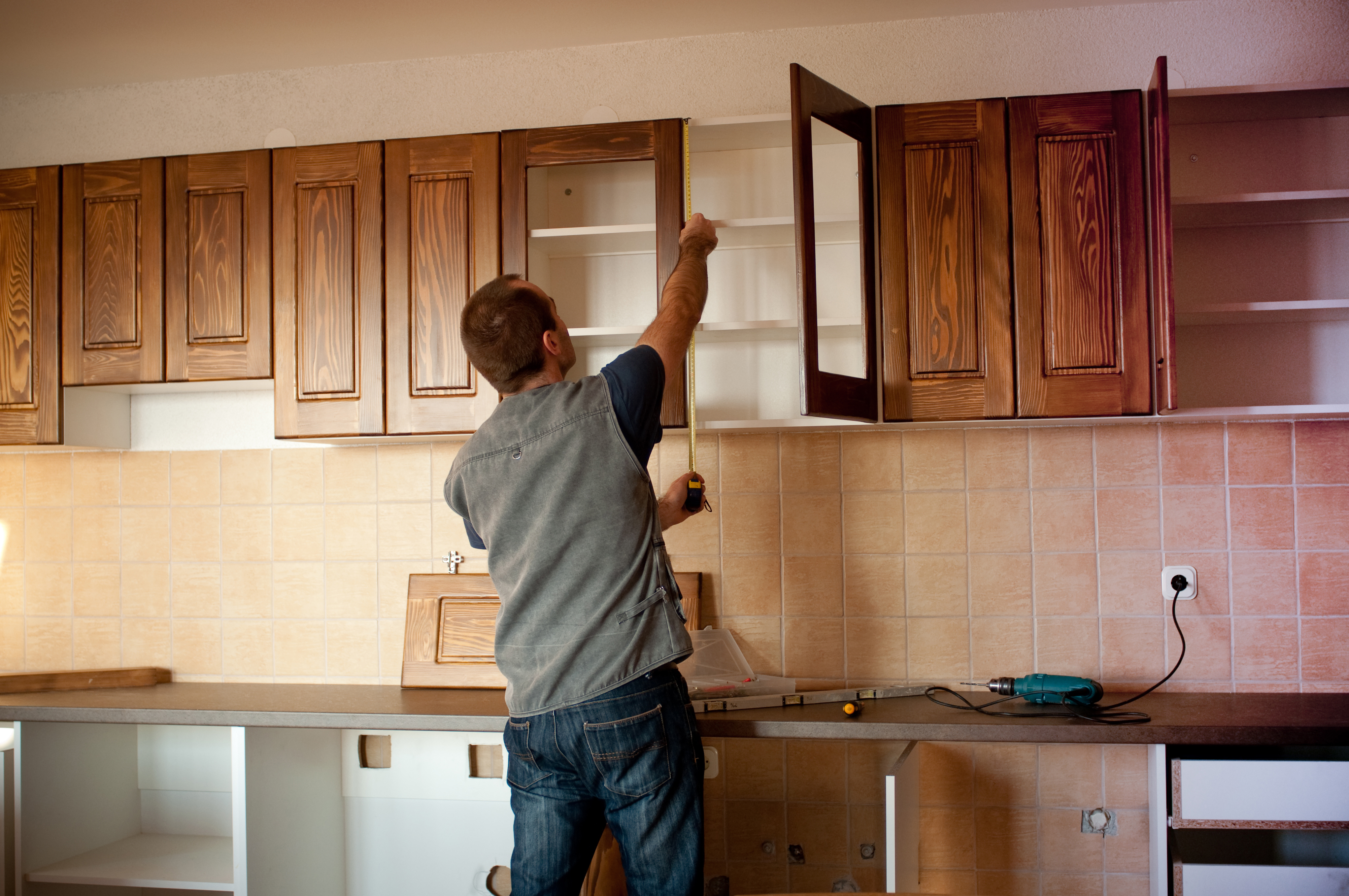 kitchen cabinet installation mistakes to avoid installing kitchen cabinets What Are Some Common Mistakes Made When Installing Kitchen Cabinets