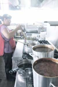 Opens Thursday but the sauces are already stewing (Image: CHS)
