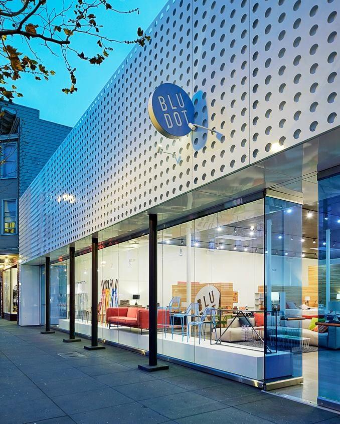 U0027Contemporary Furnitureu0027 Retailer Blu Dot Opening Showroom On Capitol Hill