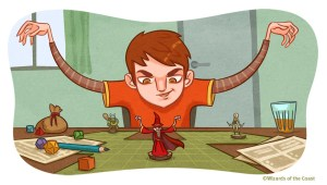 820x466_4523_D_D_Player_s_Strategy_Guide_Getting_Into_Character_2d_fantasy_illustration_boy_role_playing_dungeons_and_dragons_miniature_dice_picture_ima1