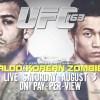 UFC 163 Gambling Picks