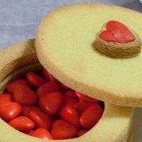 La colazione di San Valentino: biscotti,cuori e tanti idee veloci