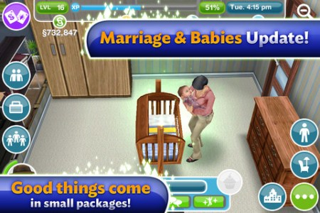 sims free play baby update