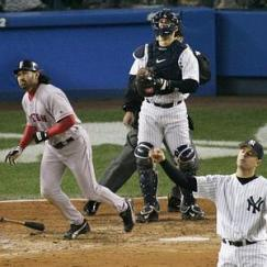Javier Vazquez' Yankee career was defined by the grand slam he surrendered in the 2004 ALCS. (Photo: Reuters)