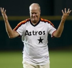 Even Astros' legends like Mike Scott have been at a loss for words to explain the team's recent futility.