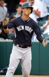 Is a new Robbie headed to the Bronx? (Photo: AP)
