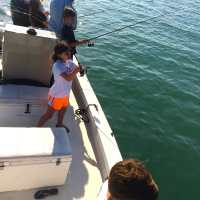 Monday, 4/14/14, Captiva Fishing Report: Family fishing inshore of Captiva Island ~ Sanibel, Captiva & North Captiva, #Captiva