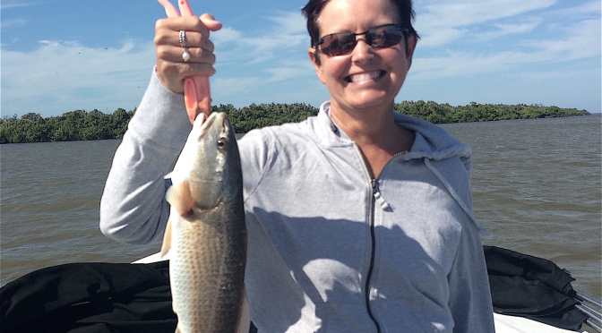 #Captiva Fishing, Monday, February 8, 2016: Red Tide & Cold Front